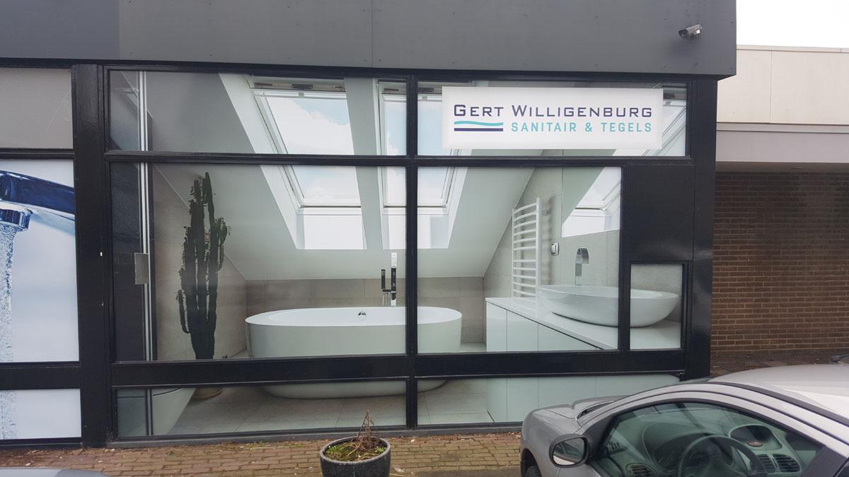 Gert willigenburg tegels en sanitair